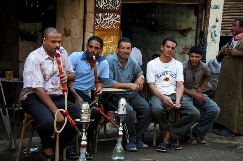 Shisha smokers are at risk of the same kinds of diseases as cigarette smokers, such as heart disease, cancer, respiratory disease and problems during pregnancy. Photo: Marwa Morgan/Flickr