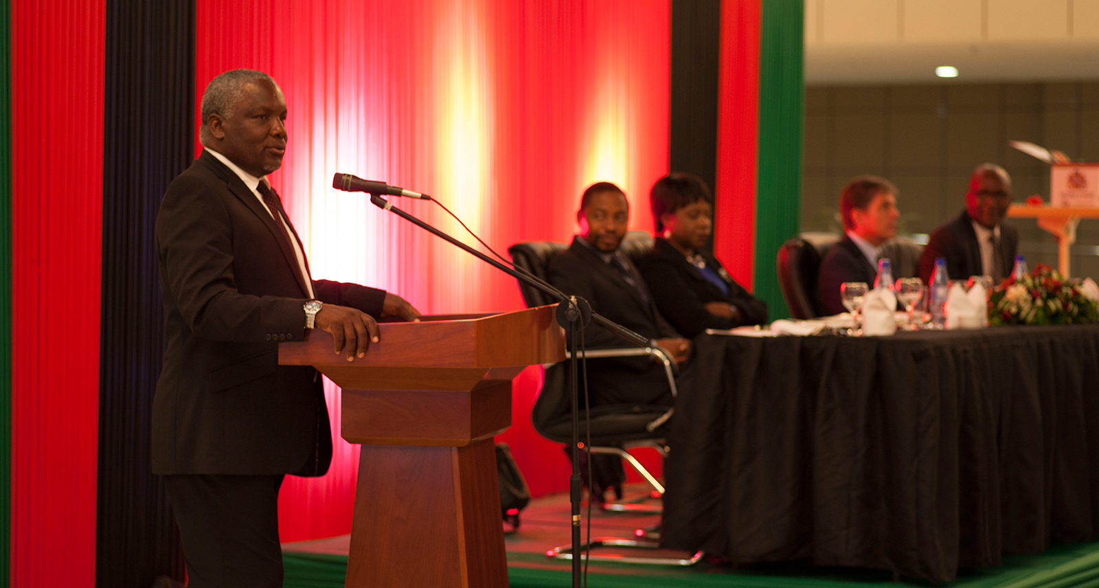 Highlights: Launch of Malawi Parliament Enhancement Project